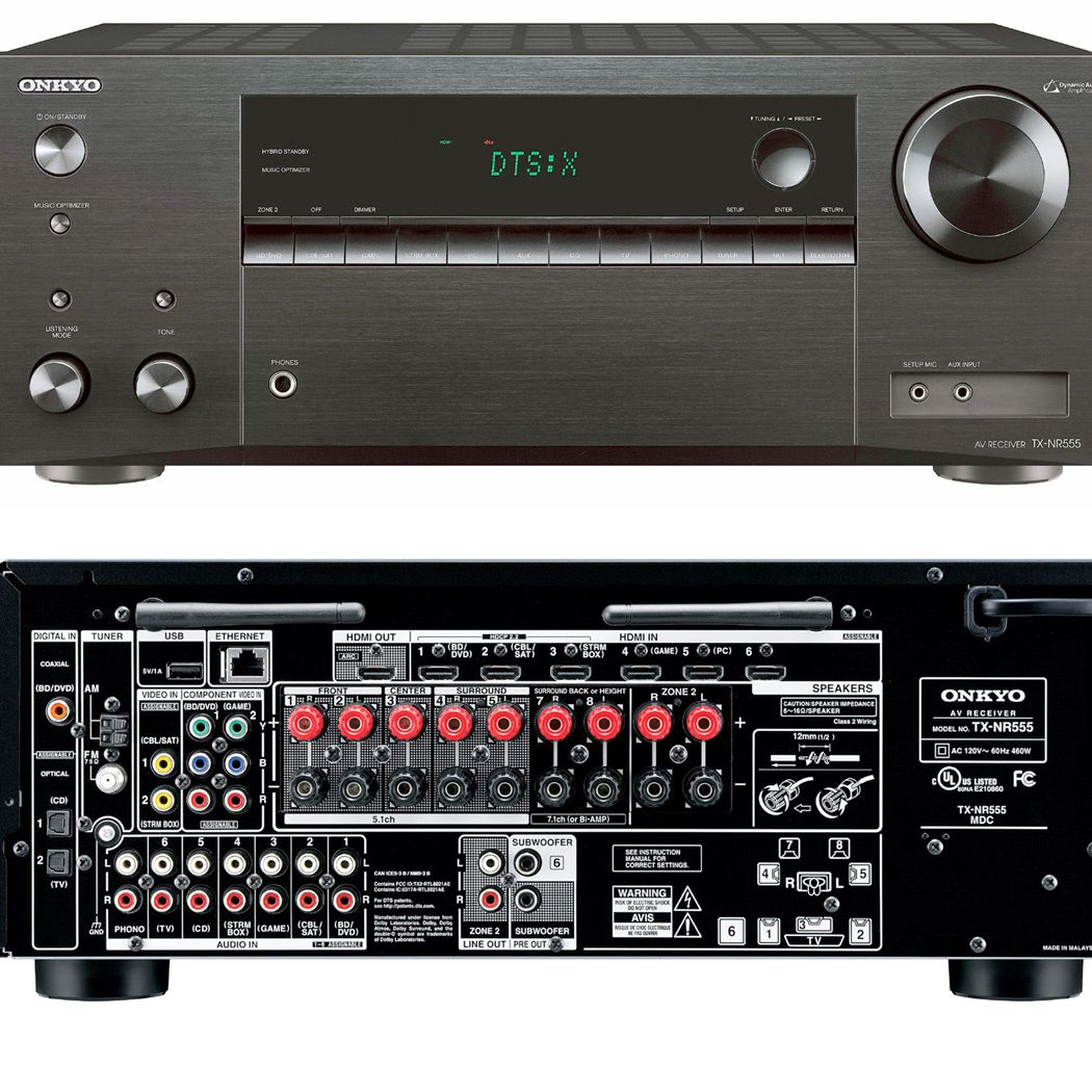 Affordable Onkyo Home Theater Receivers
