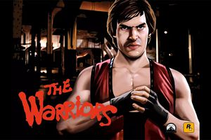 Promotional shot of a character in The Warriors video game