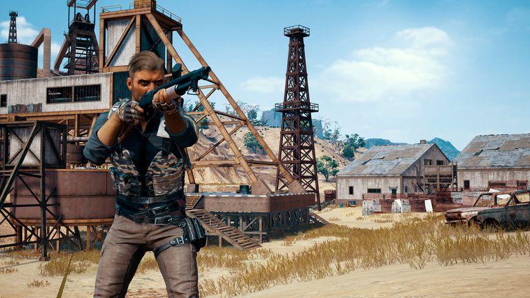 Screenshot from PlayerUnknown's Battlegrounds