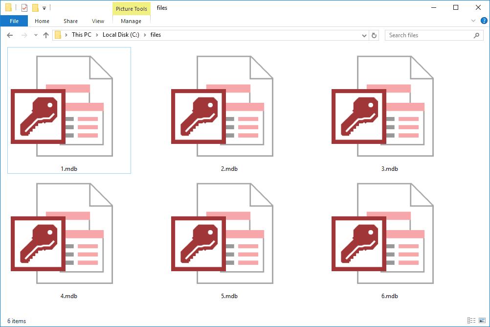 MDB Files