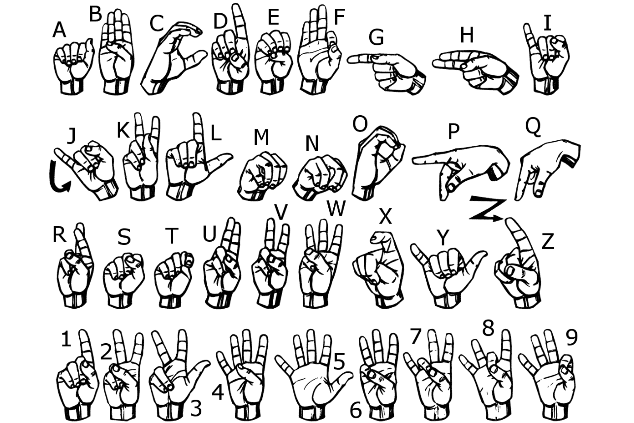 16 Free Sign Language Learning Resources