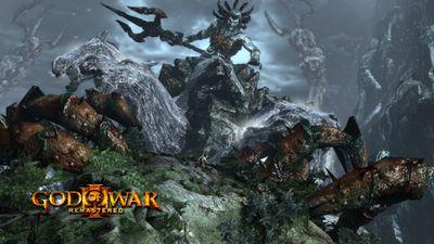 God of War Remastered game still