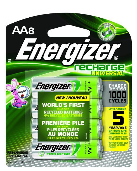 Energizer Eight-Pack