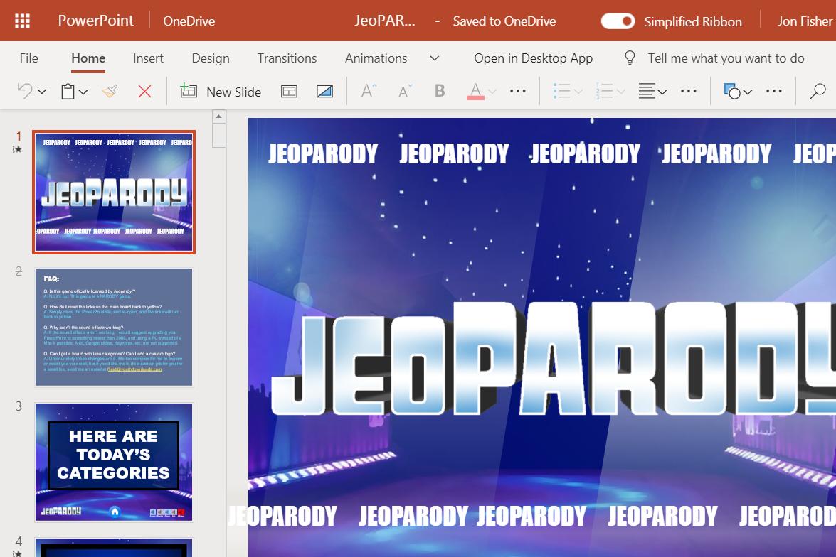 PowerPoint online free viewer