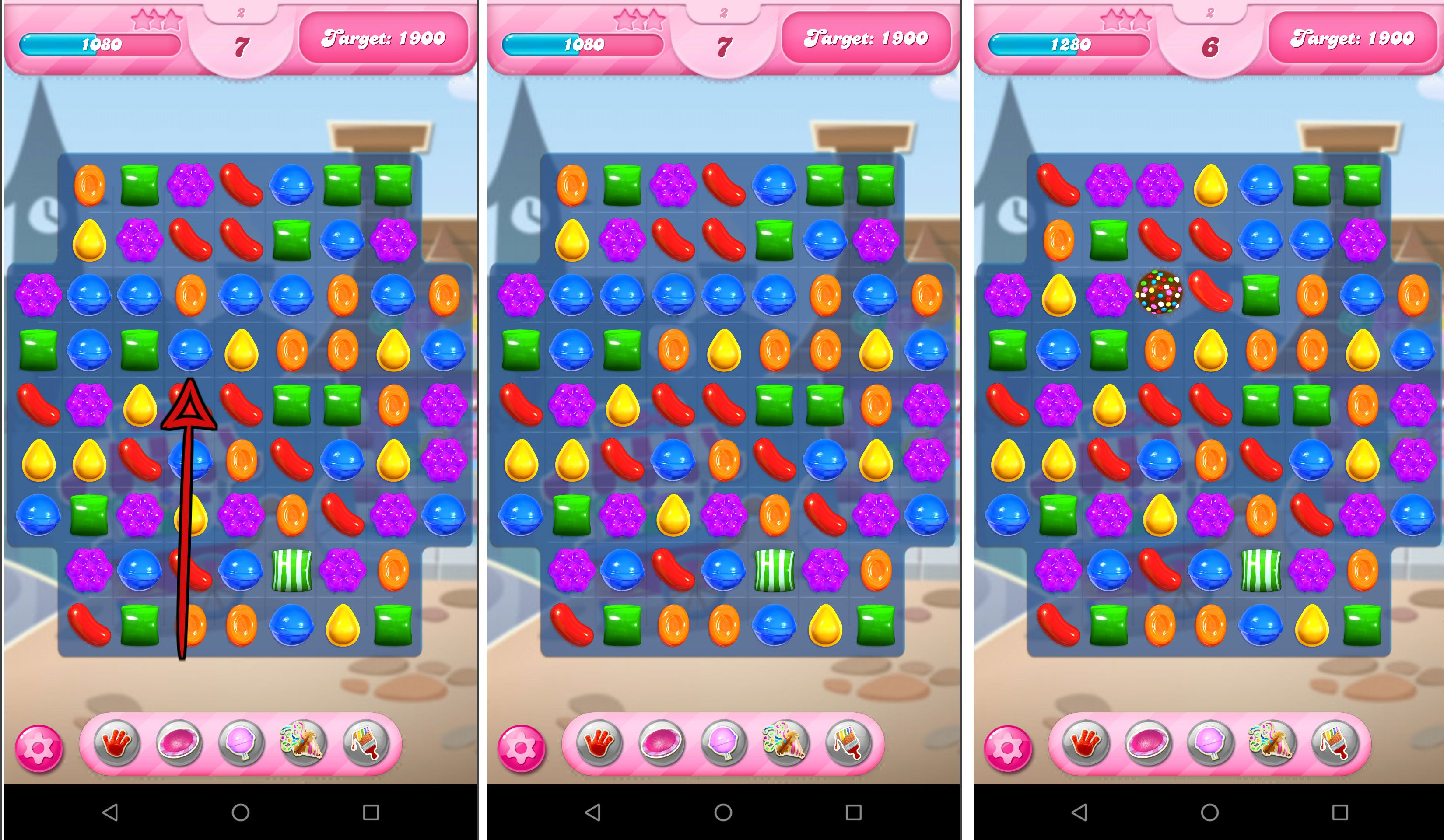 Candy Crush Saga Cheats, Tips, Tricks and Strategies