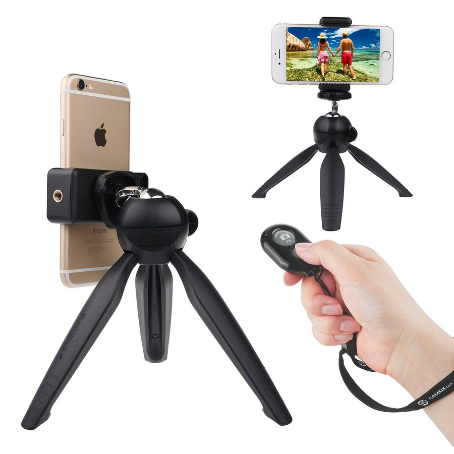 Jonly Mobile Phone Camera Tripod Suitable for Smart Phones,Gold 19.2 Can Accommodate Fast-Moving Gimbal Mobile Phone Camera Stabilizer