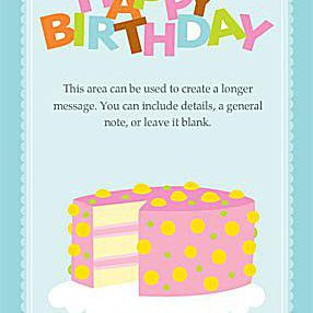 The Best Free Birthday E-cards