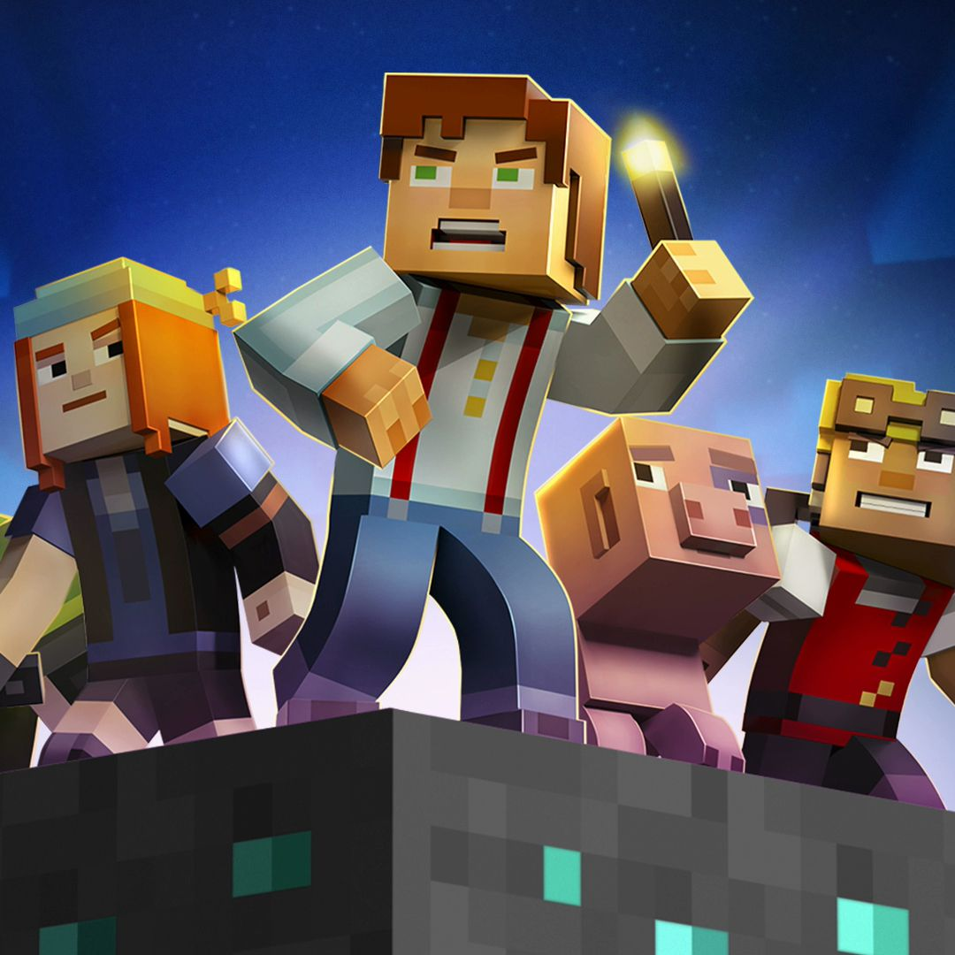 Minecraft Story Mode A Big Adventure Game With Missing Parts