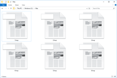 Open, Edit, and Convert VSD Files