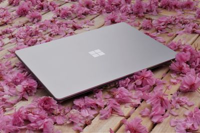 A photo of the Surface Laptop 4