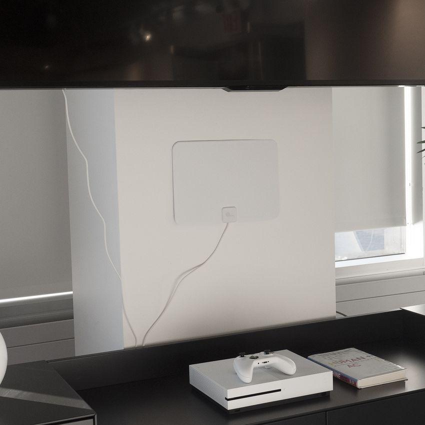 1byone Digital Amplified Indoor HD TV Antenna
