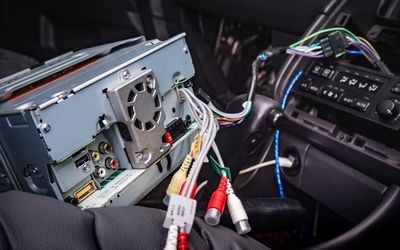 Aftermarket Car Stereo Wire Colors