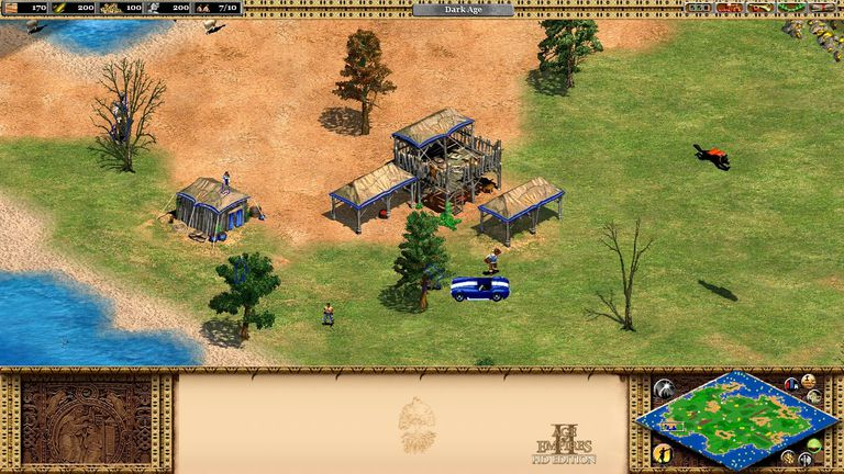 Age of Empires 2: The Age of Kings Cheats for PC