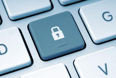 Computer Keyboard with symbolic lock key