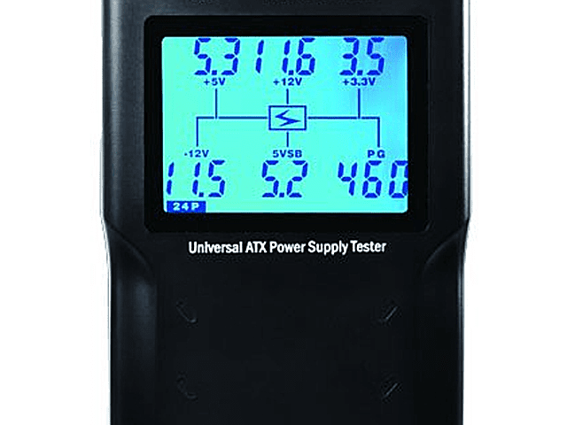 Power Supply Voltage Tolerances