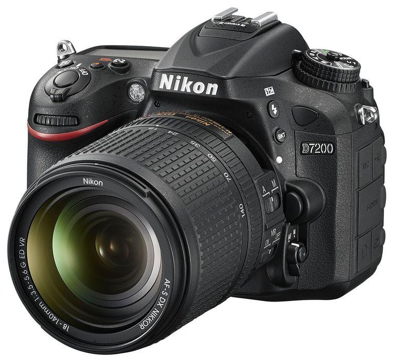 Nikon D7200 review