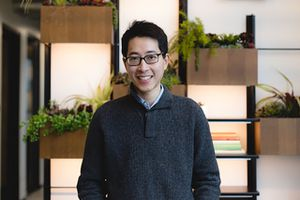 Ianacare cofounder, president, and COO, Steven Lee.