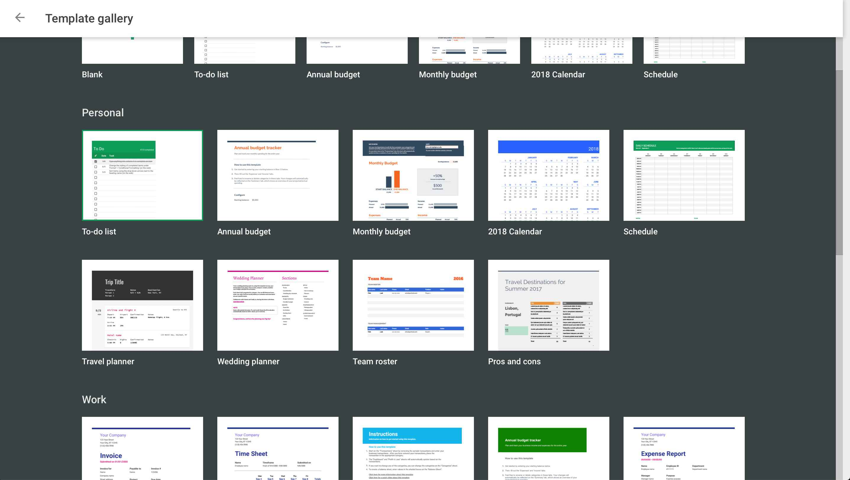 How To Create A Free Google Sheets Template