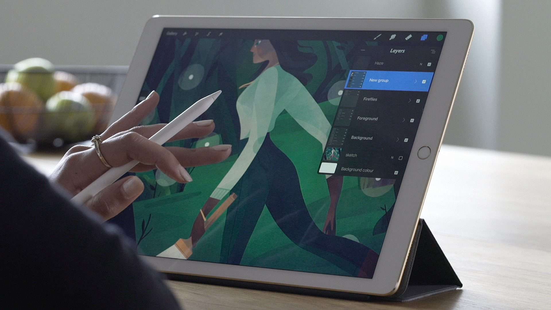 The 5 Best Apps for iPad Pro Pencil