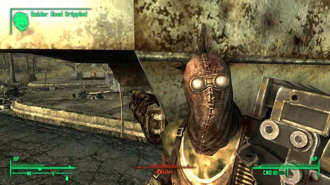 Fallout 3 Cheat Guide: All Bobblehead Locations
