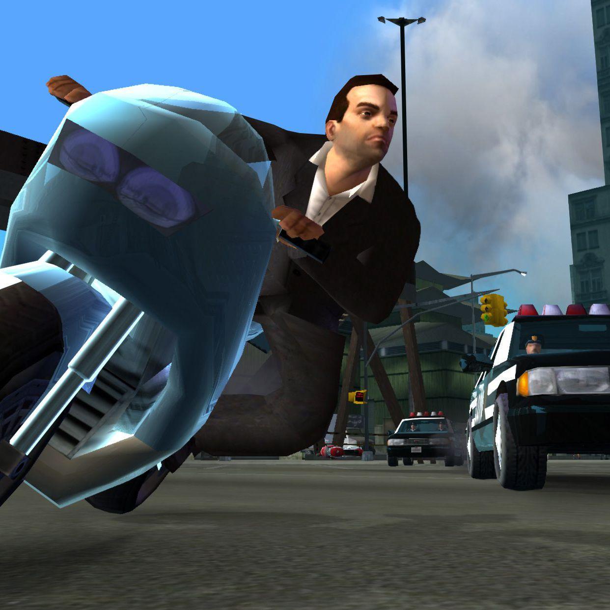 Grand Theft Auto: Liberty City Stories PSP Cheats Guide