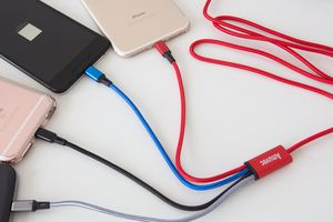 Amuvec Multi USB Charging Cable