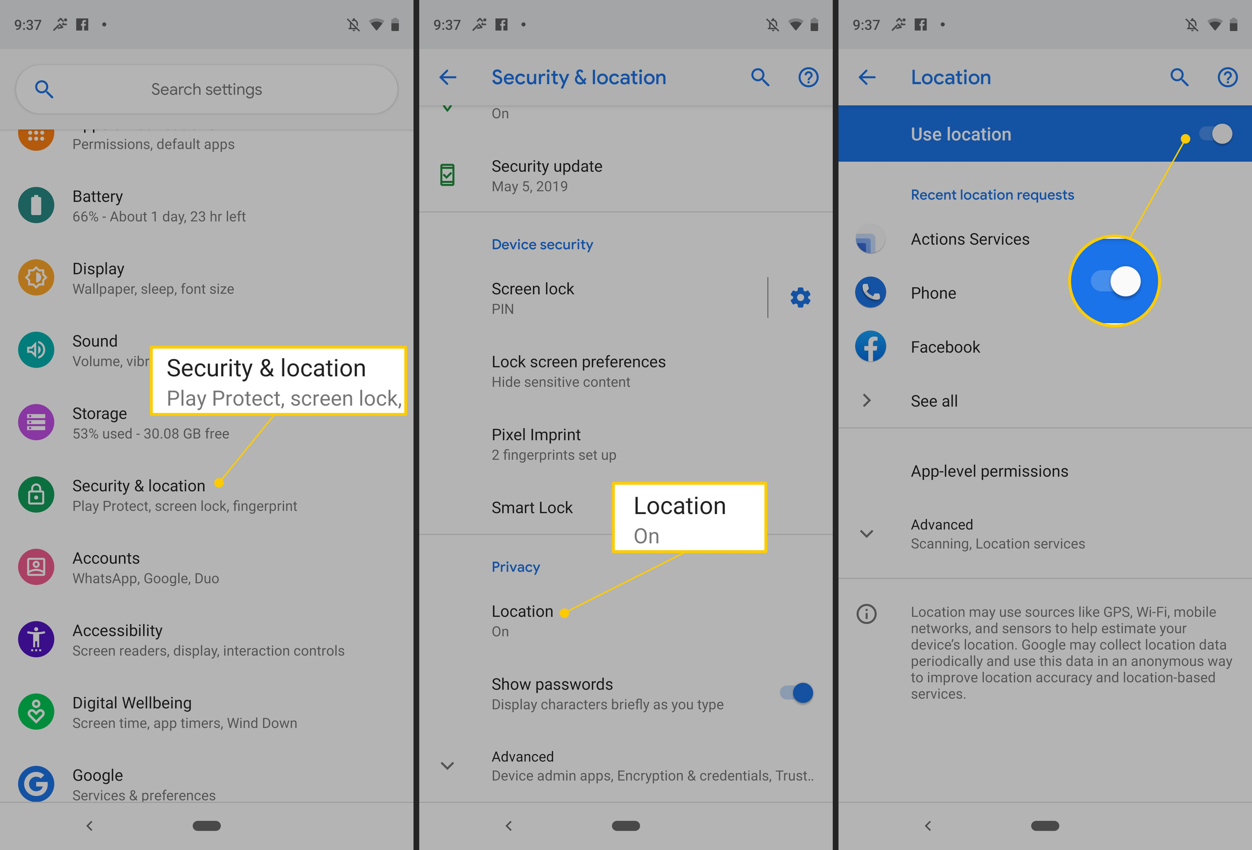 How to Turn Off Location Services on Your iPhone or Android