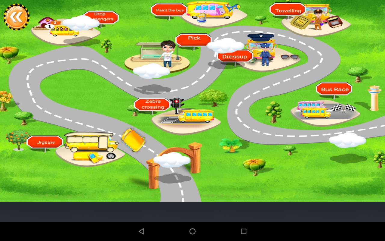 Wheels on the Bus on Android