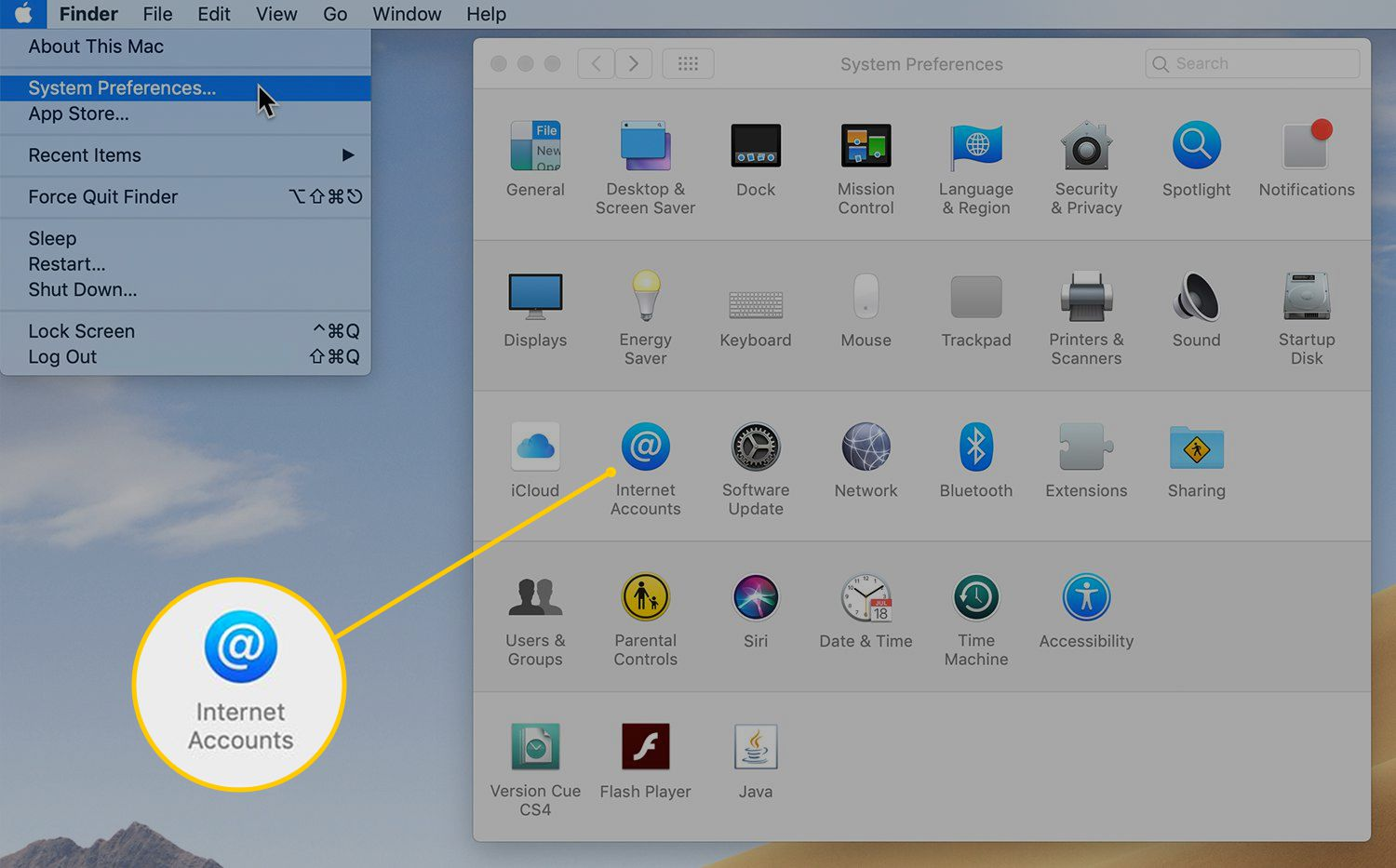Getting iCloud Mail Working on Your Mac