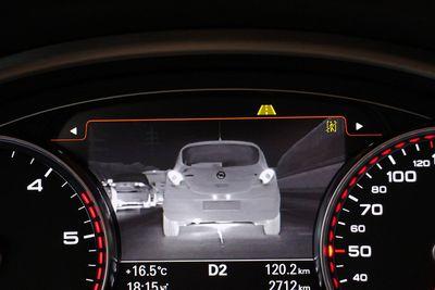 passive automotive night vision
