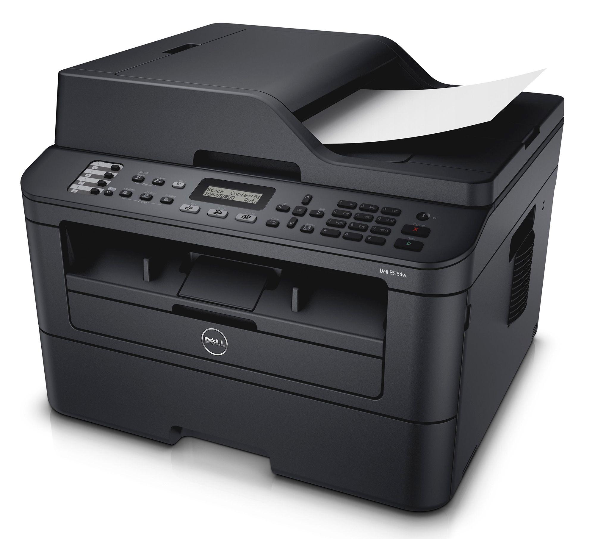 Dell E515dw Multifunction Monochrome Printer
