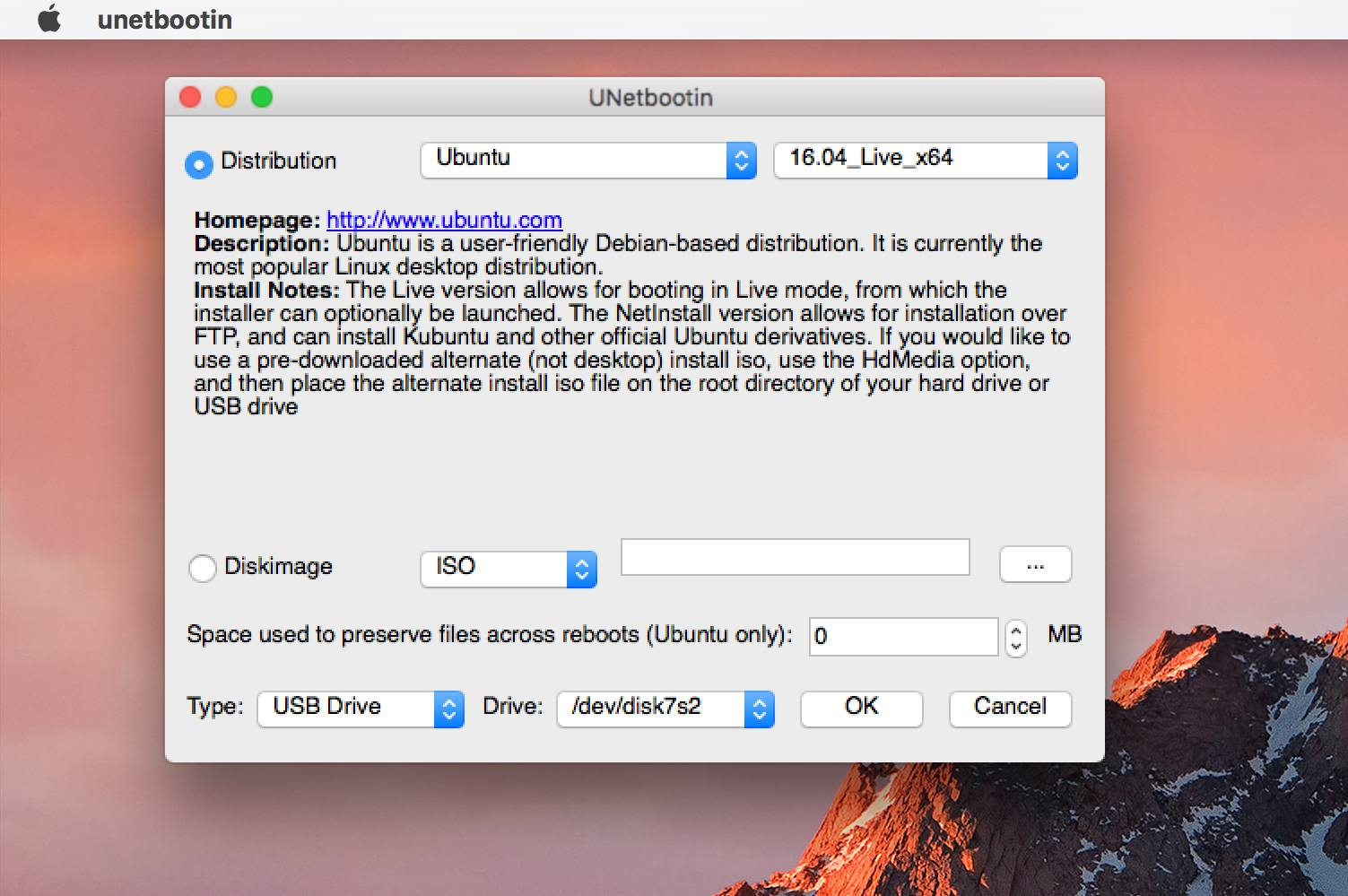 make usb bootable mac iso