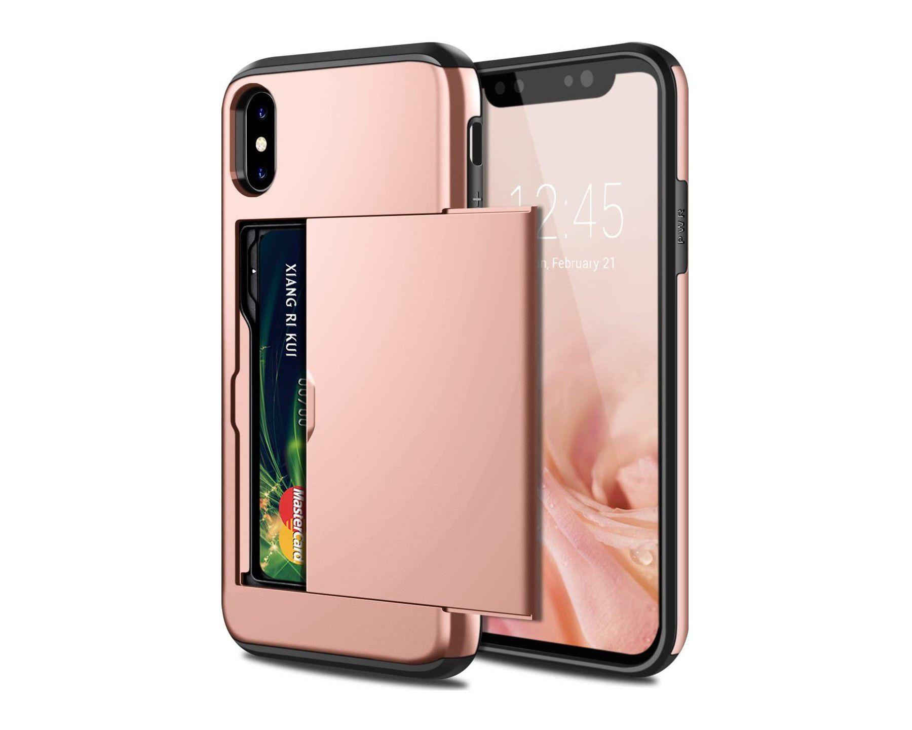 SAMONPOW iPhone X Case