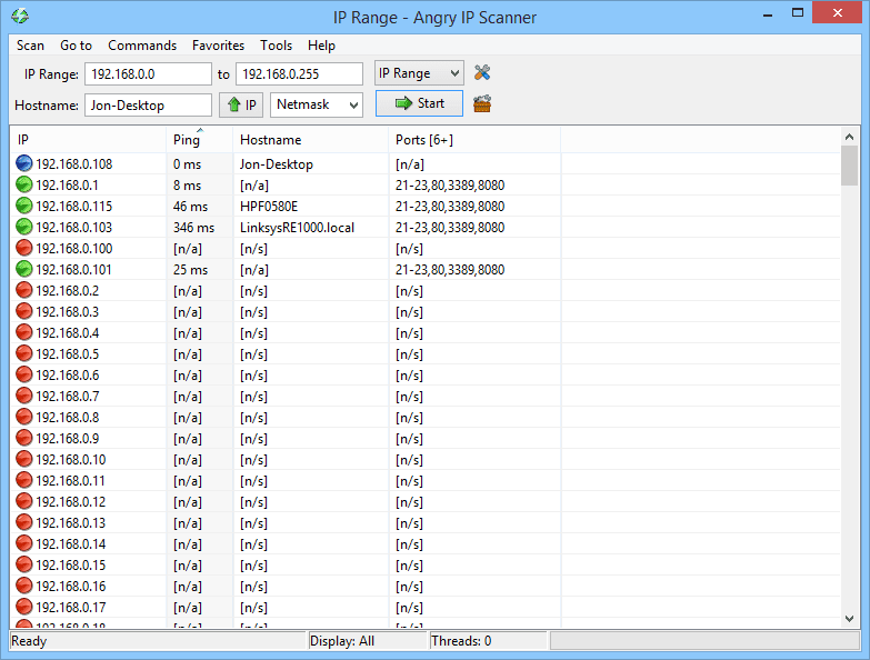 angry ip scanner download for windows 7 free