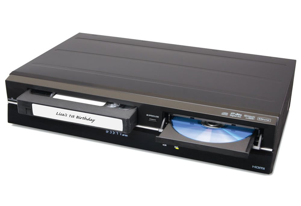 9 best dvd recorder vhs vcr combinations to buy in 2019