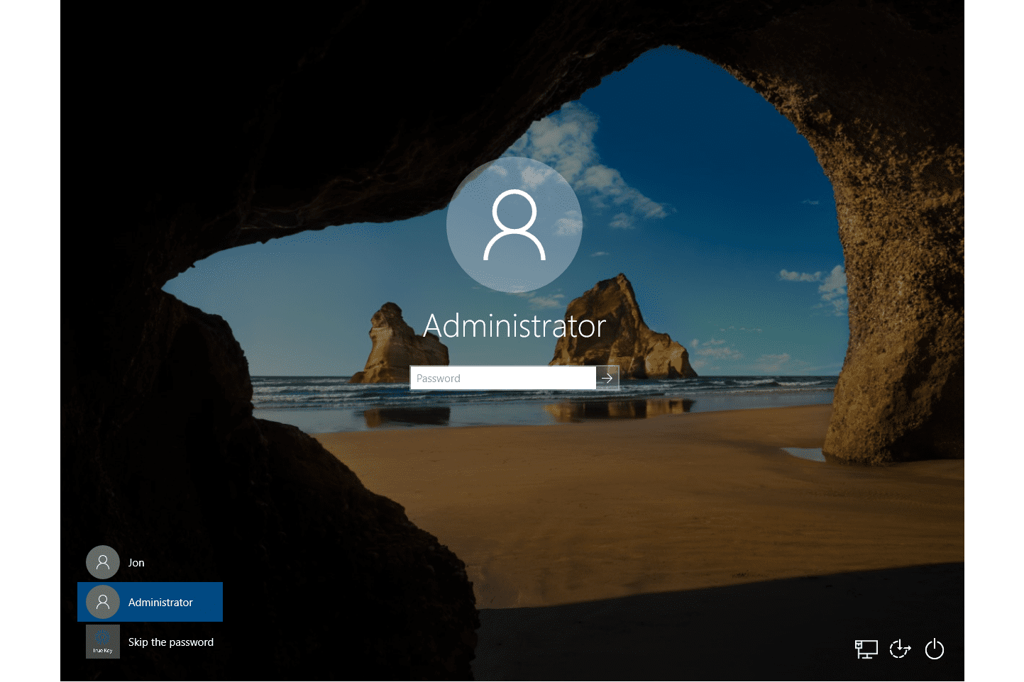 How can i reset my administrator password in windows 10 | 5