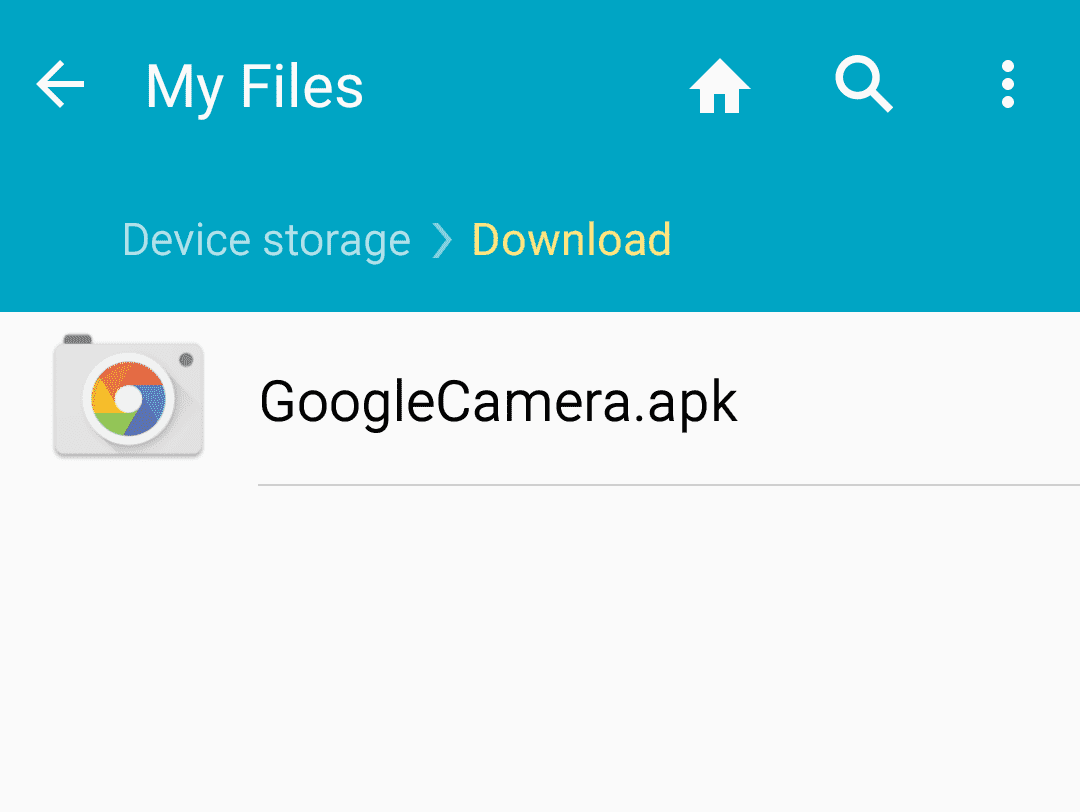How to Sideload the Google Camera App Onto Your Phone