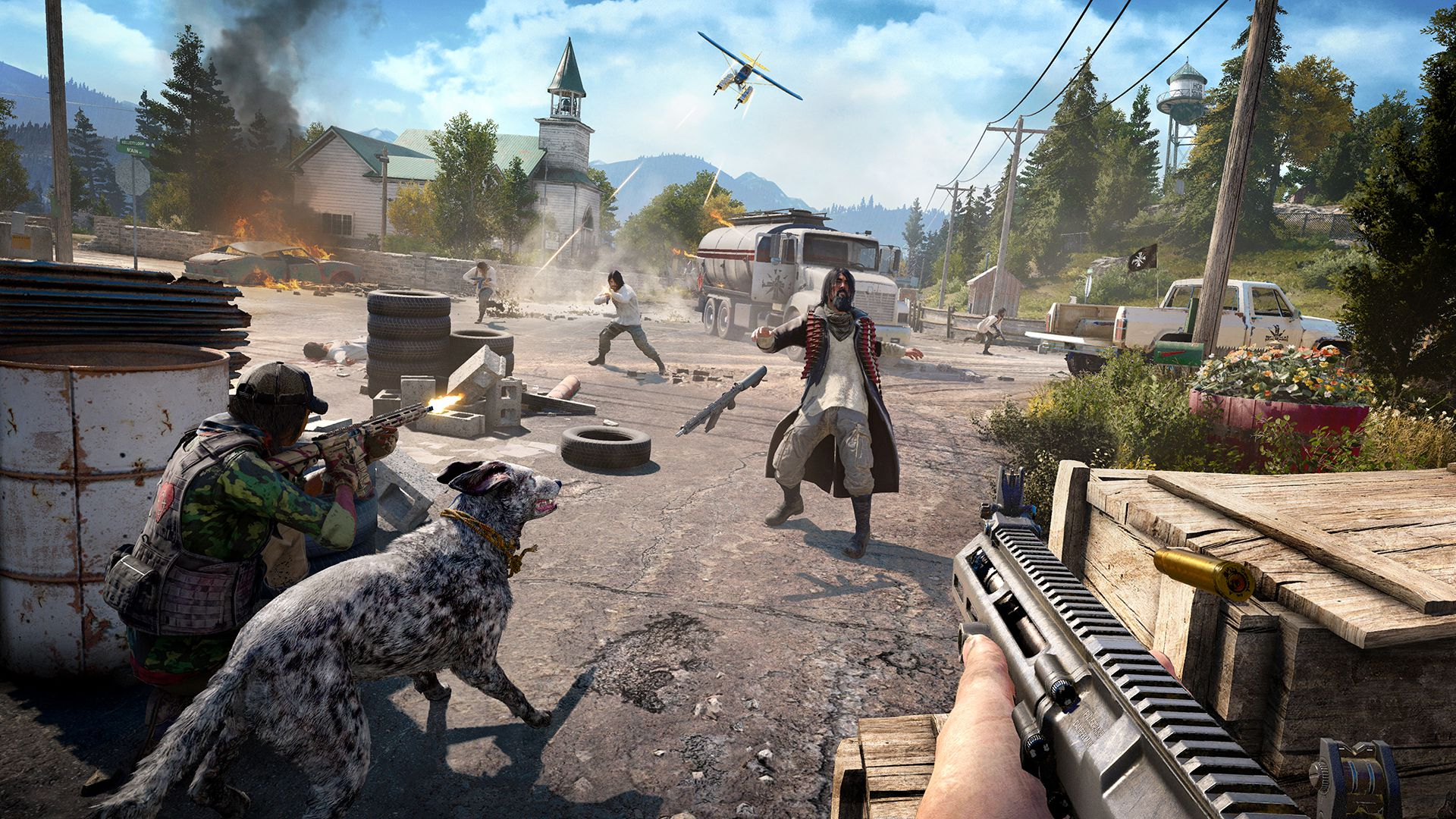 The 9 Best Open-World Xbox One Games of 2019