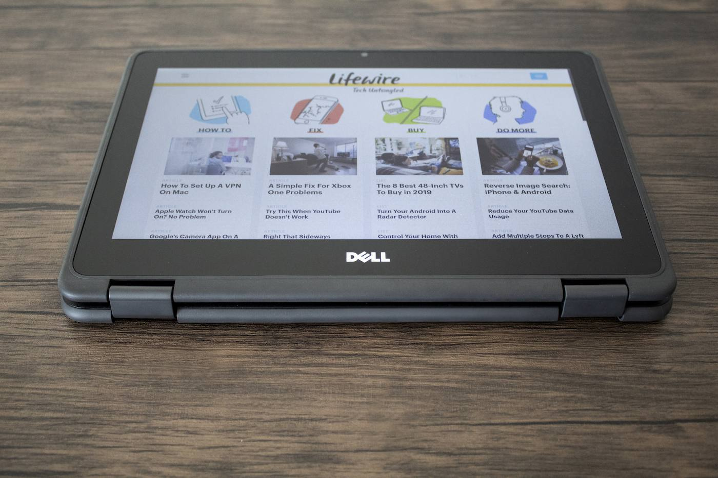 Dell Inspiron Chromebook 11 Review: Good Durability, Battery