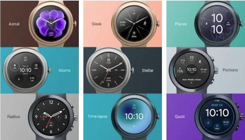 Looks Wear OS Watch Face