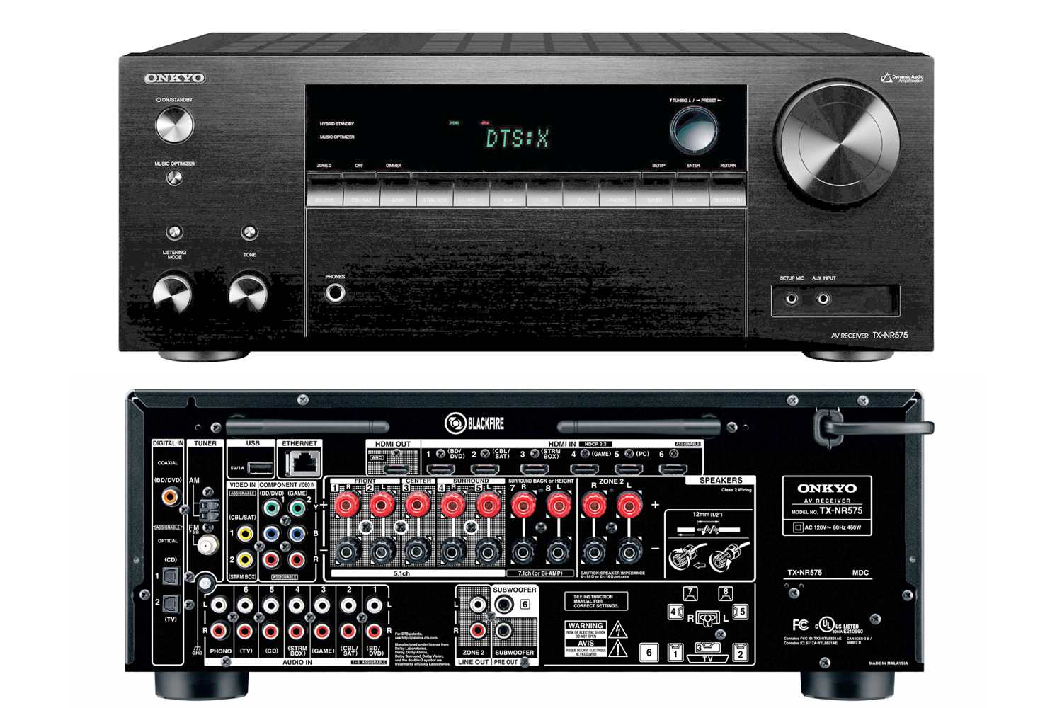 The 10 Best Home Theater Receivers for Under $400 to Buy in 2018