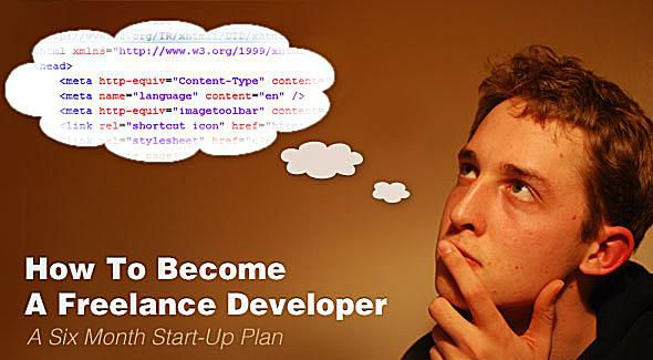 How to Become a Freelance Developer