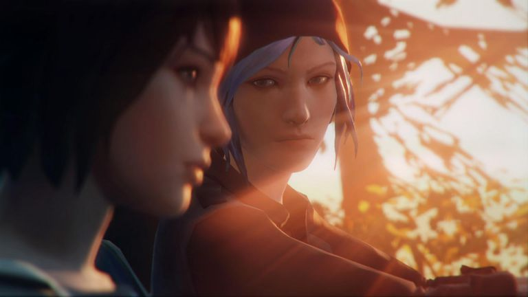 A screenshot for Life is Strange