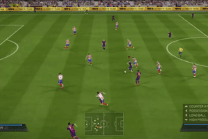Screenshot from FIFA 15