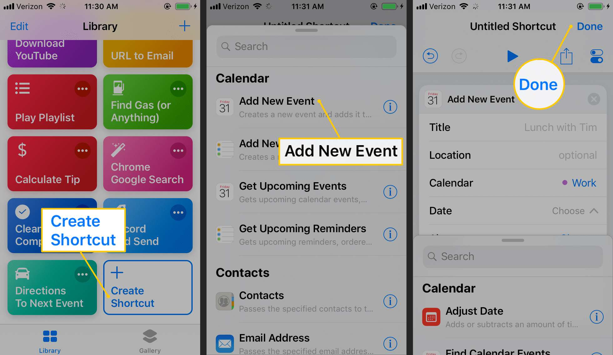 How to Use Siri Shortcuts