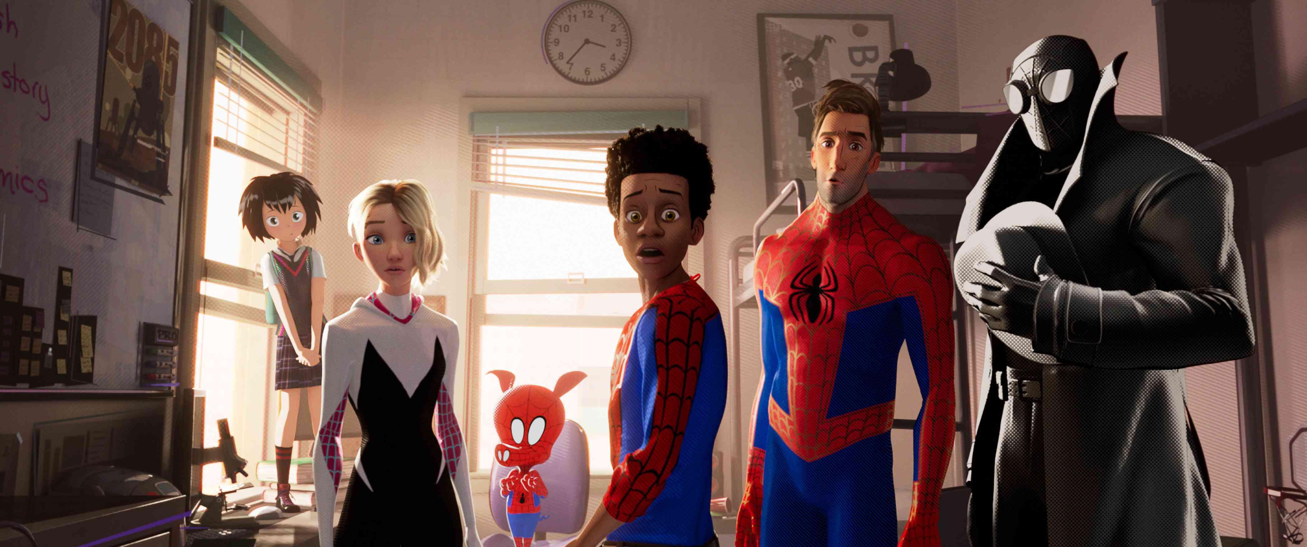 Spider-Man: Into the Spider-Verse official still