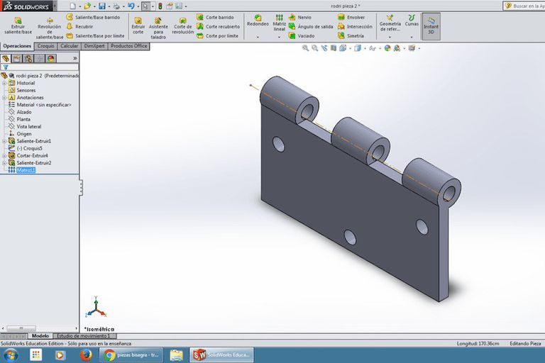 SolidWorks in action