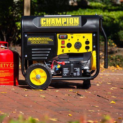 Champion Power Equipment 46539 Generator