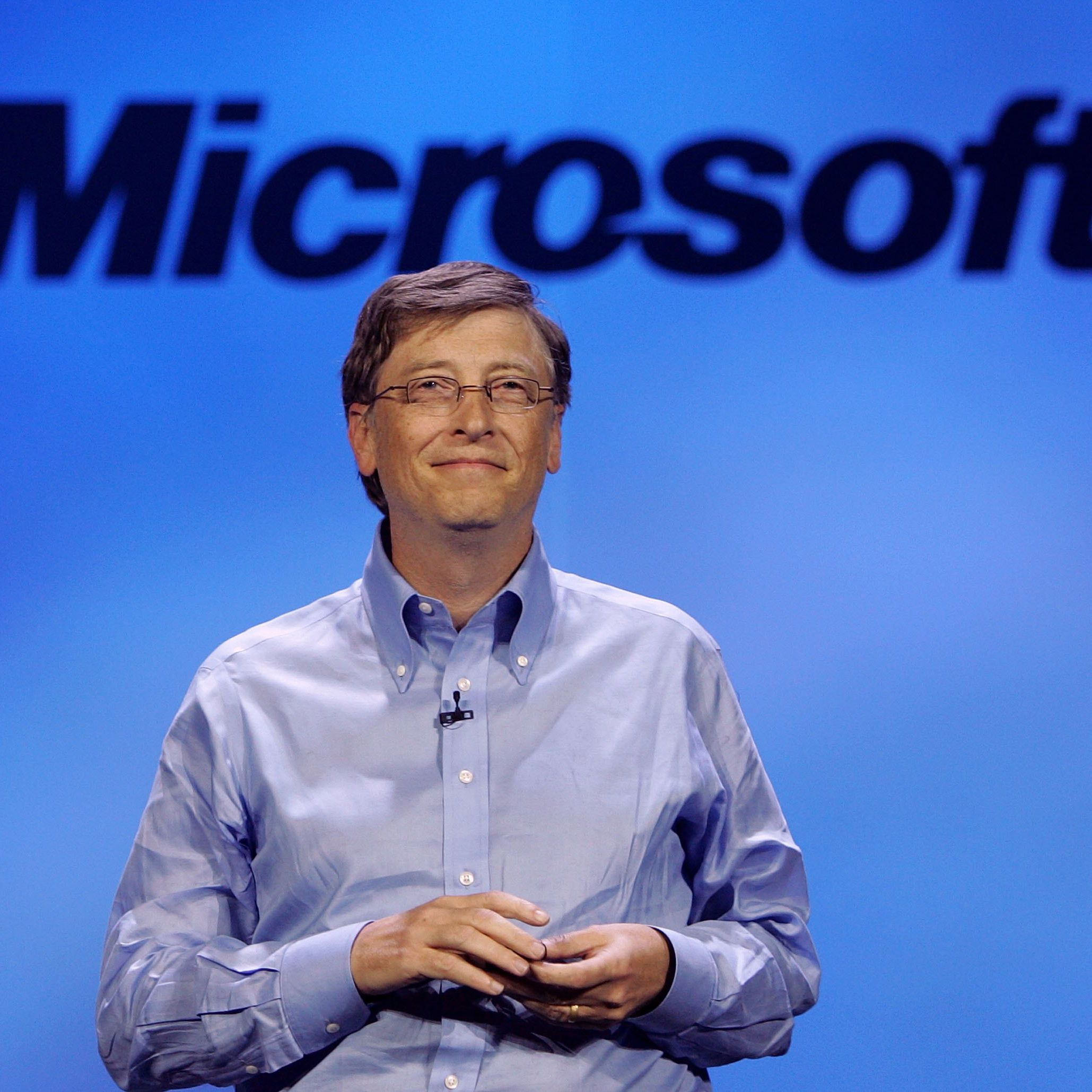 21 Things You Didn't Know About Microsoft & Bill Gates