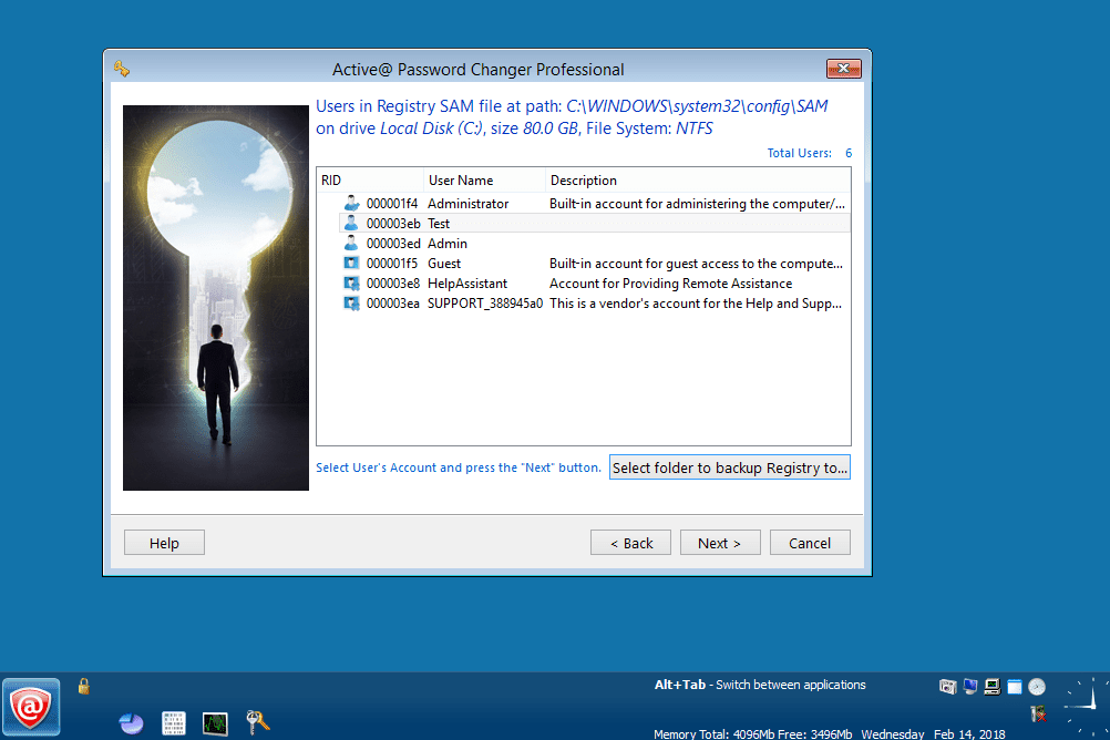 5 Commercial Windows Password Recovery Tools
